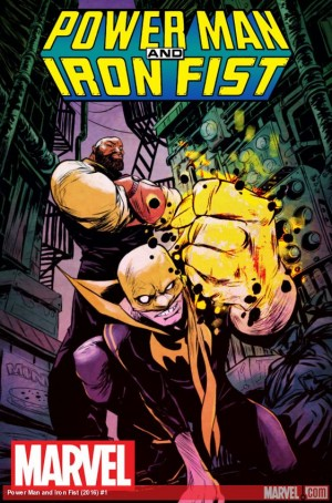 Power Man and Iron First #1 ANAD Marvel