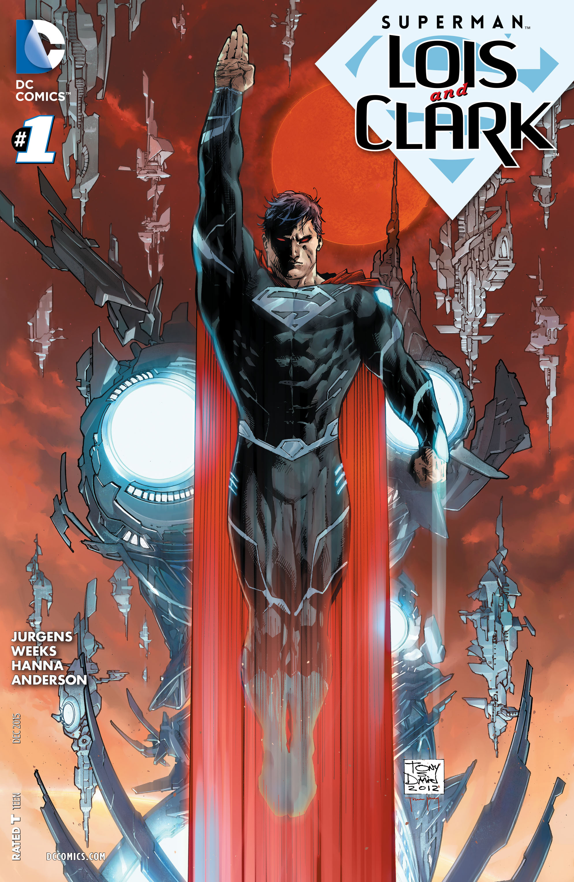 Superman Lois and Clark #1 spoilers review 1
