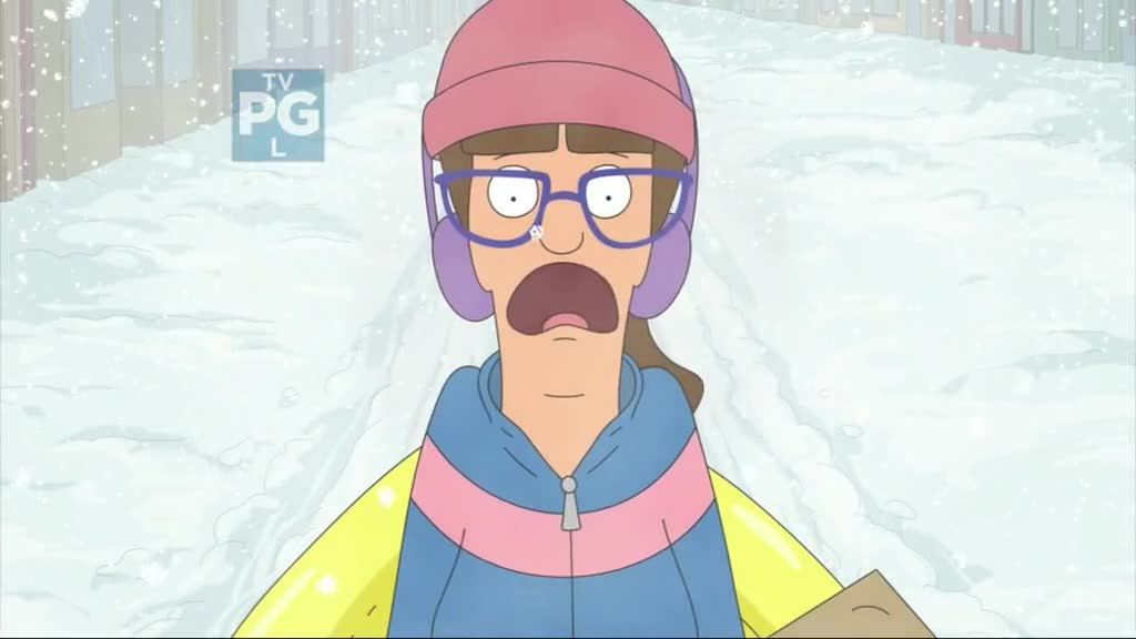 10 thoughts on bob s burgers gayle makin bob sled inside pulse