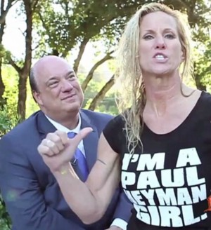 Paul Heyman Girl