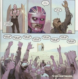 SECRET WARS #7 dead men rallying