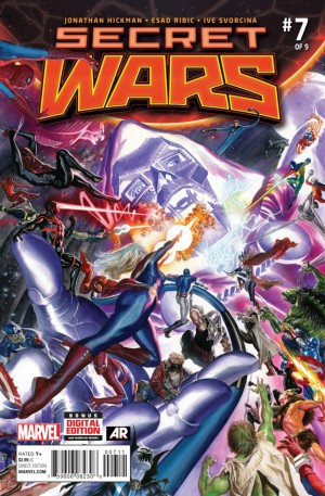 SECRET WARS #7 review spoilers 1