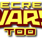 SECRET WARS, TOO logo