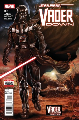 STAR WARS - VADER DOWN review spoilers 1