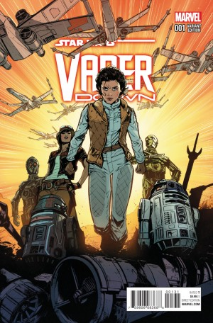 STAR WARS - VADER DOWN review spoilers 3