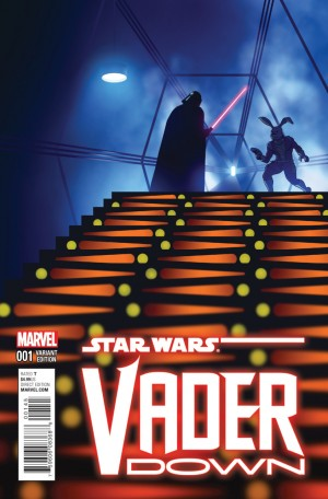 STAR WARS - VADER DOWN review spoilers 4