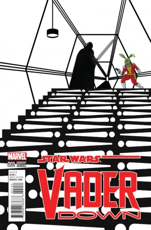 STAR WARS - VADER DOWN review spoilers 5