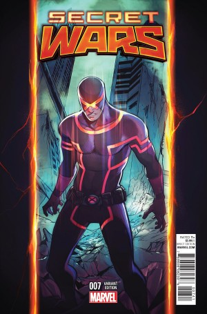 Secret Wars #7 2015 Marvel Comics Spoilers Preview 3