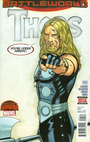 THORS #4 review spoilers 1