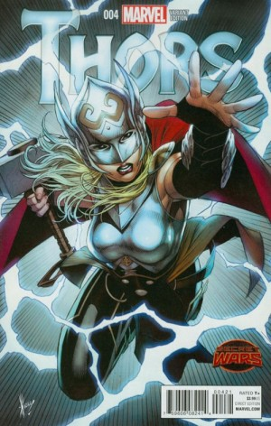 THORS #4 review spoilers 2
