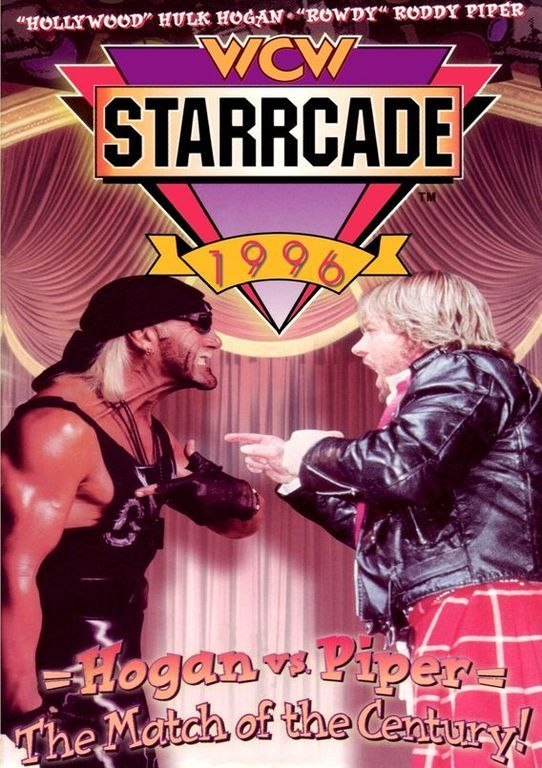 Image result for wcw starrcade 1996