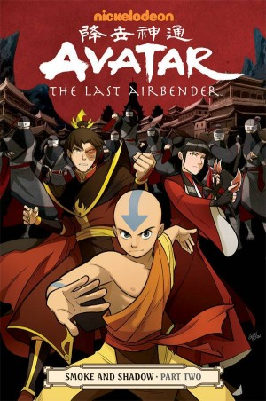 Avatar The Last Airbender vol 10