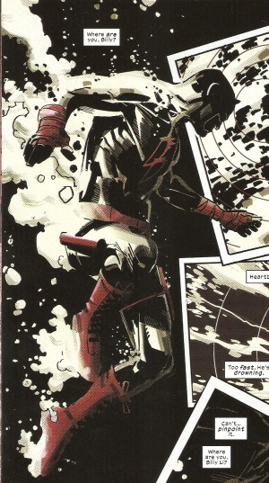 DAREDEVIL {5th Series} #1 watered down