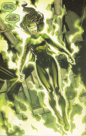 JUSTICE LEAGUE #47 Volthoom