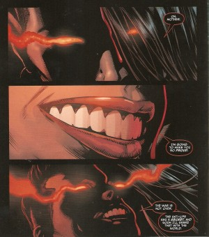 JUSTICE LEAGUE #47 bloody Grail