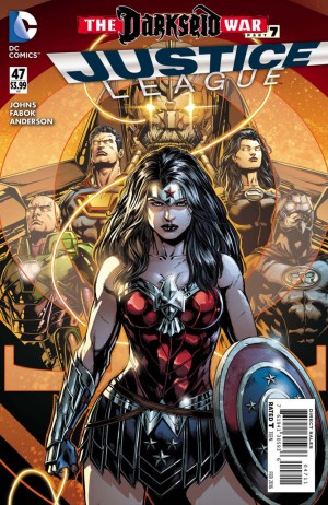 JUSTICE LEAGUE #47 main cover