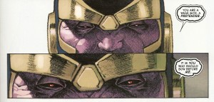 SECRET WARS #8 bow down to me