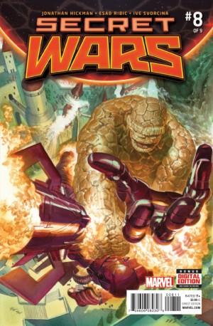 SECRET WARS #8 review spoilers 1