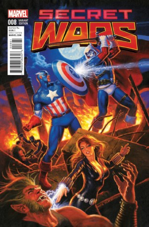 SECRET WARS #8 review spoilers 6