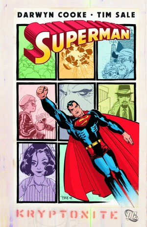 Superman Kryptonite TPB
