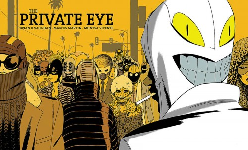 The Private Eye HC