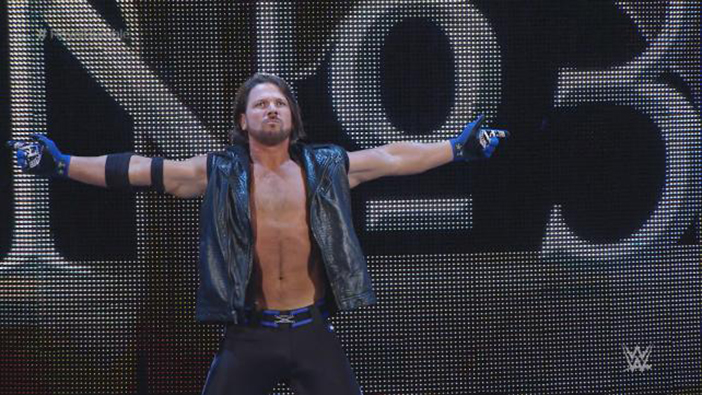 AJ Styles #3 2016 WWE Royal Rumble