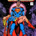 Crisis on Infinite Earths #7 Supergirl RIP