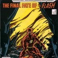 Crisis on Infinite Earths #8 Flash Barry Allen RIP
