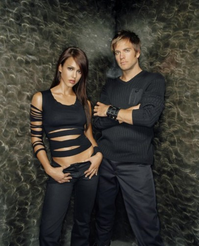 Dark Angel Jessica Alba Michael Weatherly