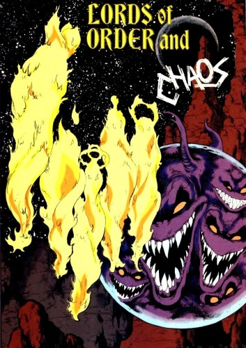Lords of Order and Chaos DC Comics Who's Who 0