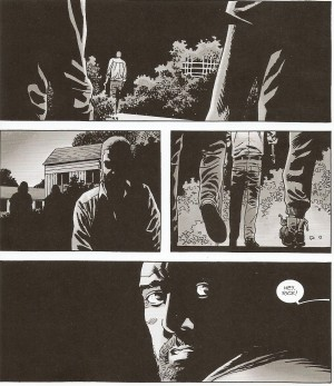 WALKING DEAD #150 ambush