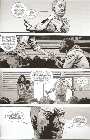 WALKING DEAD #150 forgiveness