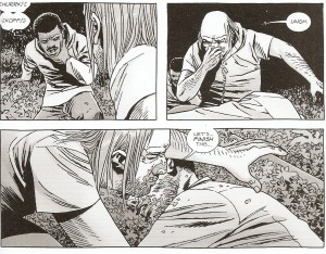 WALKING DEAD #150 one more blow