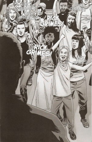 WALKING DEAD #150 rallied 2