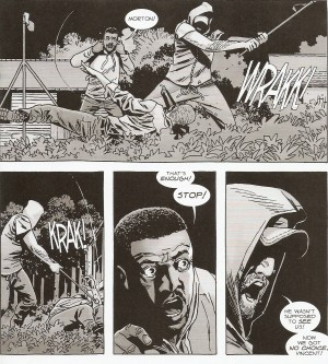 WALKING DEAD #150 regret