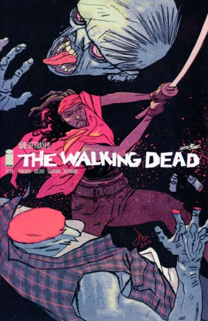WALKING DEAD #150 review spoilers 2