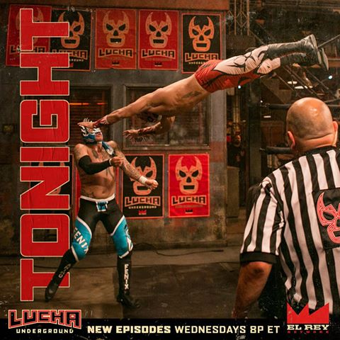 Lucha Underground Gift of the Gods Championship | Inside Pulse