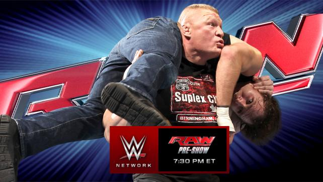 WWE Fastlane Contract Signing Announced for Raw Tonight, Updated Show Line-Up