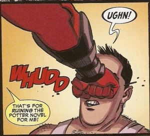 DEADPOOL {4th Series} #7 getting off easy