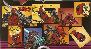DEADPOOL {4th Series} #7 occupational hazard