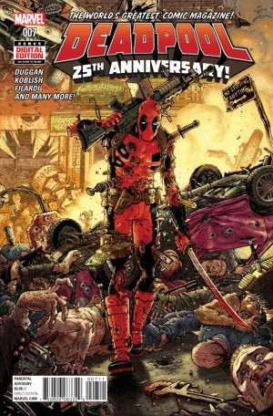 DEADPOOL {4th Series} #7 review spoilers 1