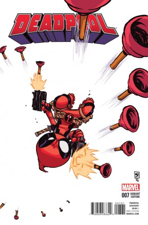 DEADPOOL {4th Series} #7 review spoilers 4