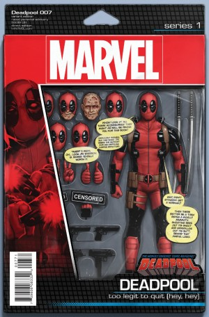DEADPOOL {4th Series} #7 review spoilers 5