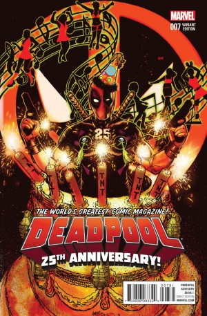 DEADPOOL {4th Series} #7 review spoilers 6