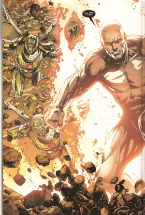 JUSTICE LEAGUE #48 Lex is deus ex 1