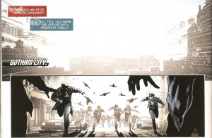 JUSTICE LEAGUE #48 light and shadows