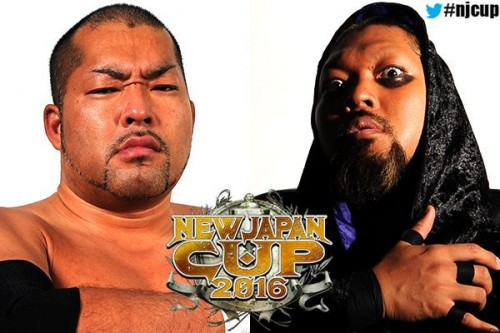 new japan cup ishii evil