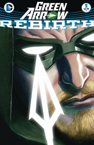 14. Green Arrow Rebirth #1