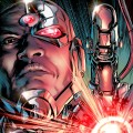 Cyborg #1 cover not released - this is the Cyborg Rebirth #1 cover