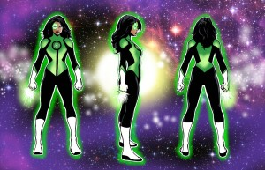 Green Lanterns Jessica Cruz Concept Art DC Rebirth